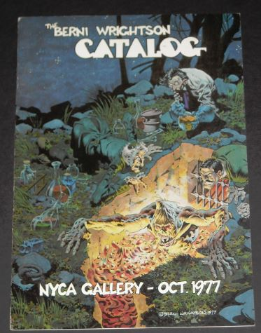 NYCA Gallery CatalogBernie artwork