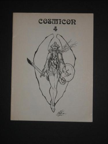 Cosmicon 41975 Back cover