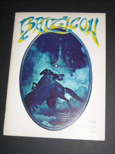 Balticon1981 shot Bio & 3 Freak Show illustrations