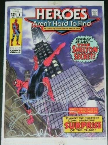 Heroes Con N.C. 2014Jun 20-23 - centerfold