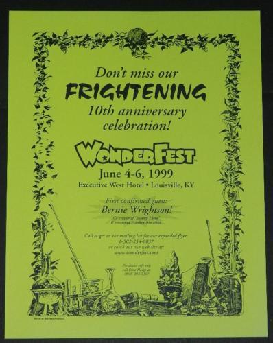 WonderFest 1999 ad