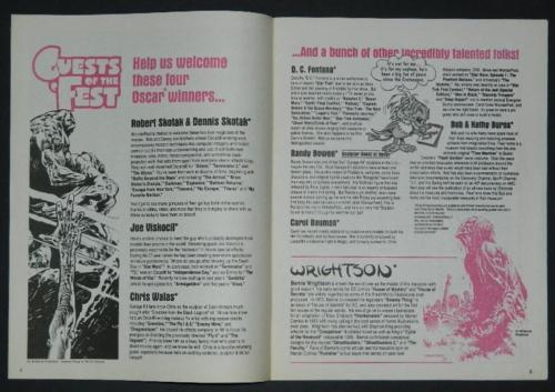 WonderFest 1999 Flyer