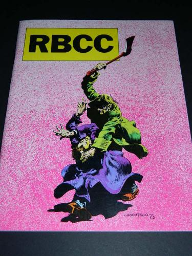RBCC #125Feb 1976 cover, back cover