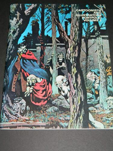 Cartoonists & Illustrators Portfolio1978 cover