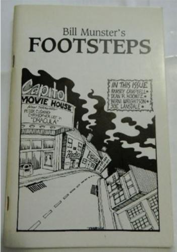 Footsteps #6Dec. 1983 illustration
