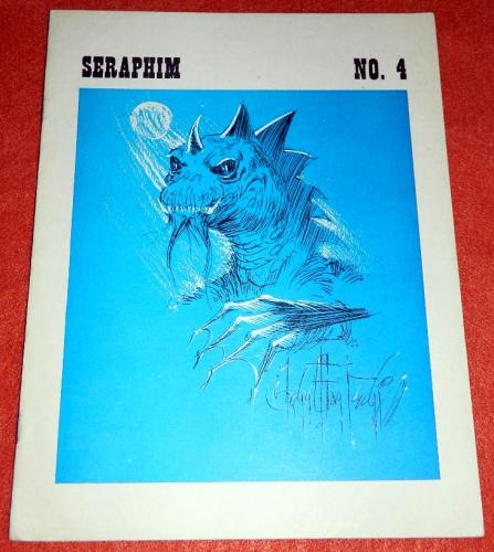 Seraphim #4Jun 19681 illustration