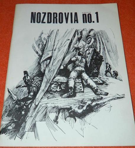 "Nozdrovia No.11968 ""Michael Clayton""12pgs."