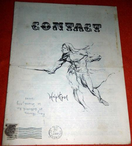 ContactJun. 1968Cover, Prism ad