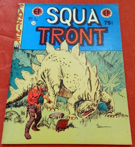 Squa Tront #2Oct. 19684 illustrations, profile