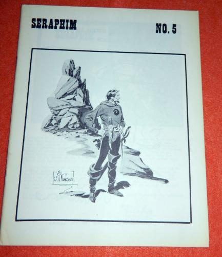 Seraphim #51970 - 4 illustration