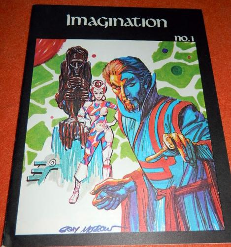 "Imagination #11971 ""Conjure Woman"""