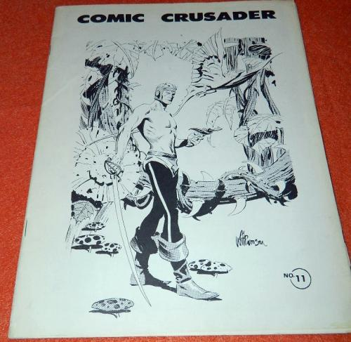 Comic Crusader #111971 - 1 illustration