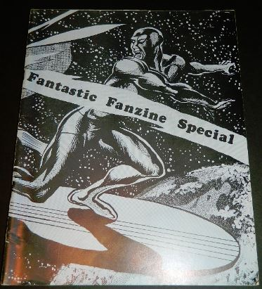 Fantastic Fanzine Special #22/1972 - Illustration