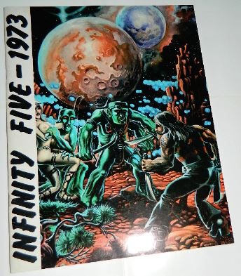 Infinity #51973 - Cryptics color print insert