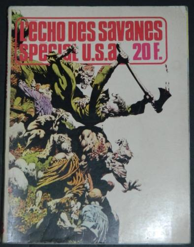 L'Echo Des Savanes Special USA#3France - cover - includes issues 11-14 with covers
