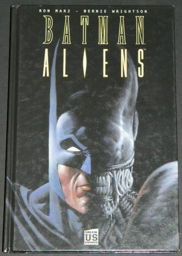 Batman AliensSoliel Hardcover