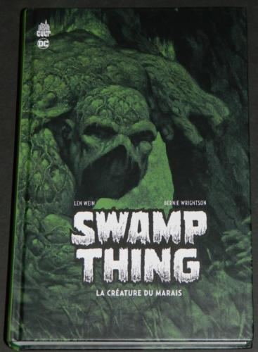 Swamp Thing2019 DC - France - HardcoverH.O.S. #92, Swamp Thing #1 - #10 B&W