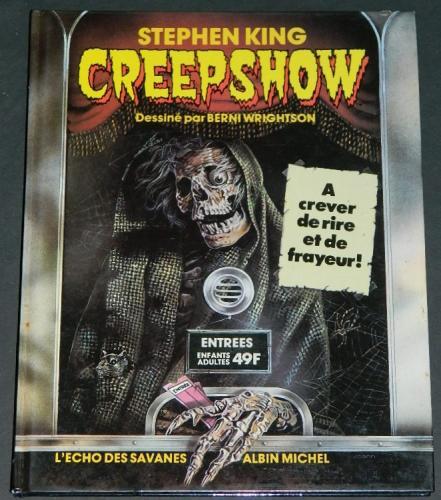 CreepshowFrance - hardcover