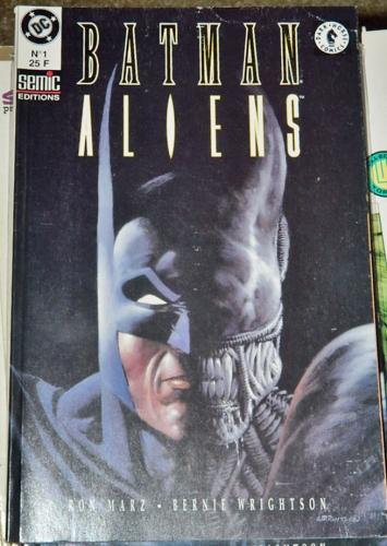 Batman Aliens #1France