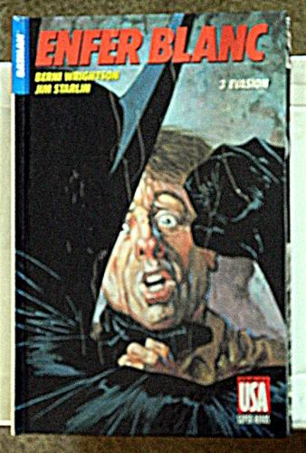 Batman the Cult #3France - hardcover