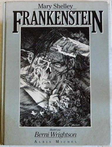 Frankenstein regular edition hardcoverFrance