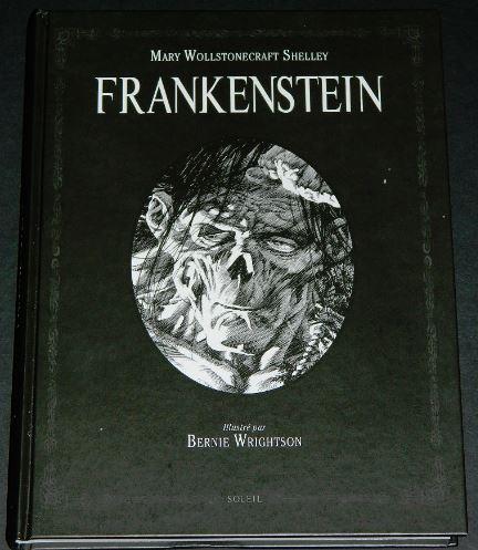 FrankensteinDark Horse hardcoverFrance