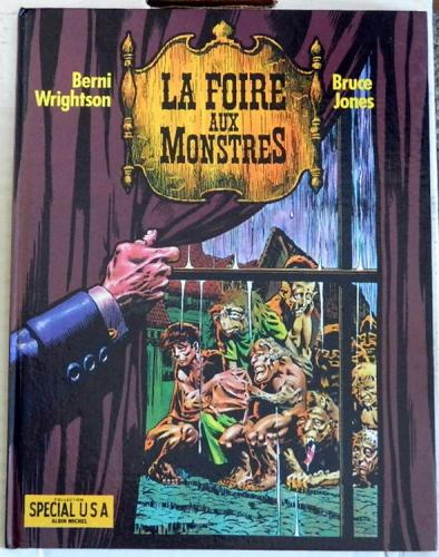 Freak Show Special USAFrance - 1984 hardcover