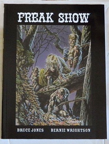 Freak Show Special USA2005 - hardcover
