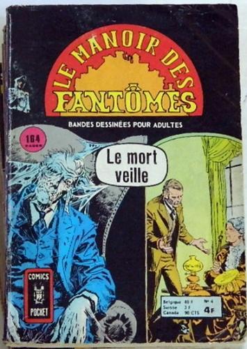 Le Manoir Des FantomesFrance - title pagePocket Book
