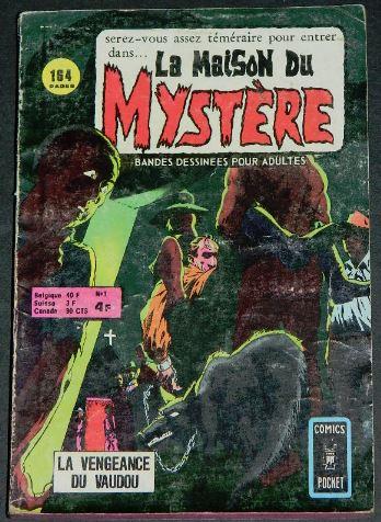 La Maison du MystereFrance - coverPocket Book