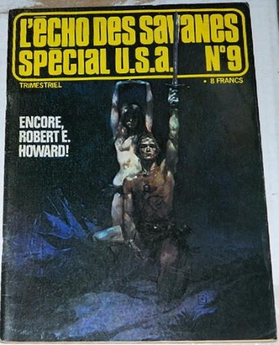 L'Echo Des Savanes Special USA #9FranceCreatures on the Loose and King Kull