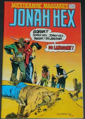 Jonah HexDenmark -cover