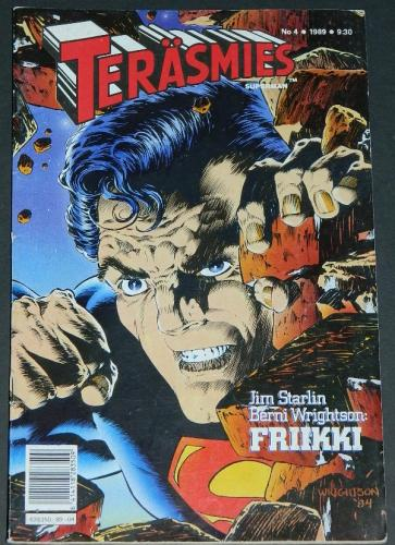 "Superman #41989 - Finlandincludes ""The Weird #2"""