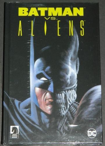 Batman AliensGermany - Hard CoverLimited to 333