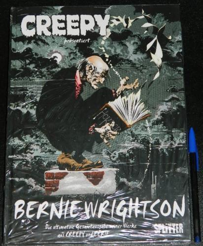 CreepyGerman Hardcover
