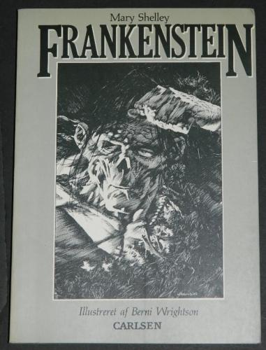 Frankensteinsoft cover1985 - Dutch