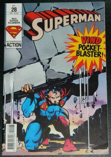"Superman #281989 - Dutchincludes ""The Weird #3"""