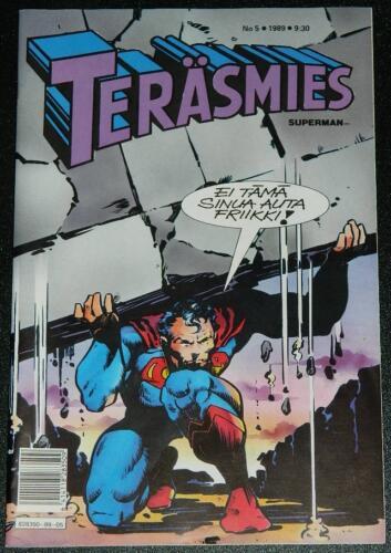 """Superman #51989 - Finlandincludes """"The Weird #3"""""""