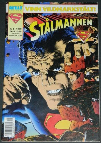 "Stalmannen #41988 - Swedishincludes ""The Weird #2"""
