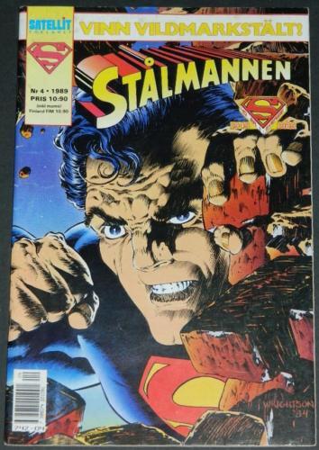 "Stalmannen #41988 - Norwayincludes ""The Weird #2"""