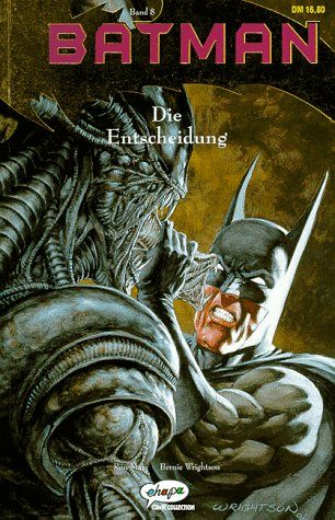 Batman Aliens #2Germany