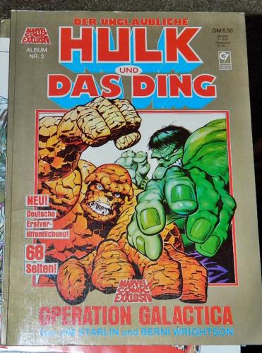 Hulk & ThingGermany