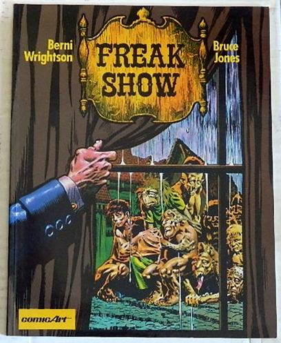 Freak ShowGermany - soft cover1984