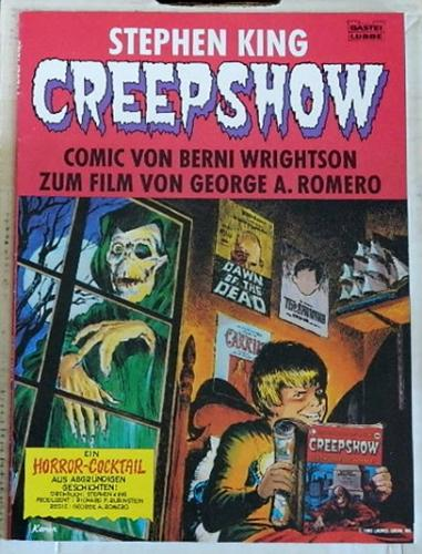 CreepshowGerman - soft cover