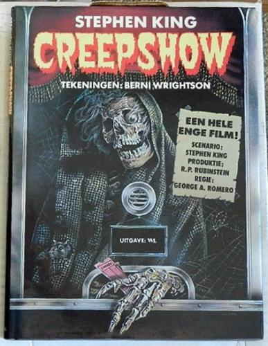 CreepshowNetherlands - hard cover
