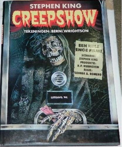 Creepshow w/ dust jacketNetherlands - hard cover