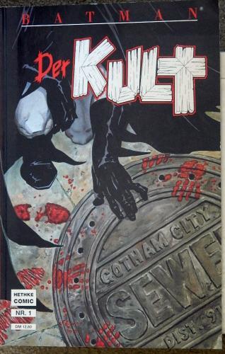 Batman The Cult #1German