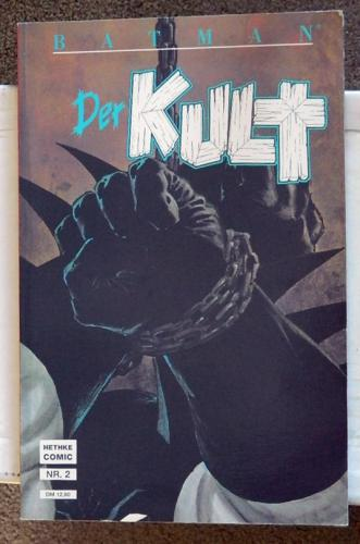 Batman The Cult #2German