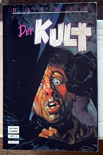 Batman The Cult #3German