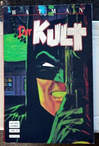 Batman The Cult #4German